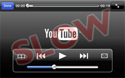 YouTube Slow on iPhone Wi-Fi