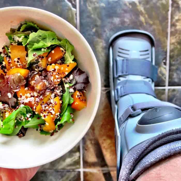 Ian Boot Quinoa Salad